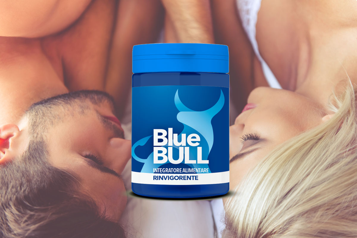 blue bull integratore