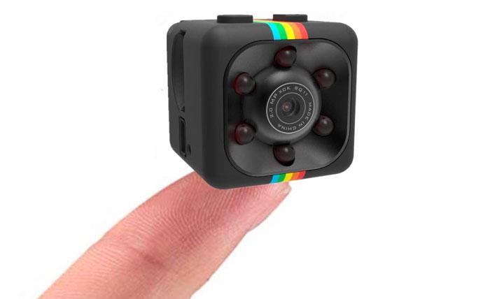 cop cam mini telecamera di sicurezza